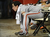August 30  2013 - Phoenix  AZ: San Francisco Giants v Arizona Diamondbacks