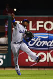October 11  2013 - St Louis  MO: NLCS - Los Angeles Dodgers v St Louis Cardinals - Game One