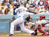 Jun 30  2013 - Los Angeles  CA: Philadelphia Phillies v Los Angeles Dodgers