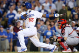 October 15  2013 - Los Angeles  CA: NLCS - St Louis Cardinals v Los Angeles Dodgers