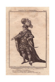 William Brereton As Troilus in Troilus And Cressida