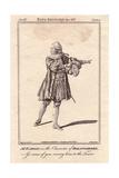 Francis Aickin As Bolingbroke in Richard II
