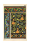 Gourd in Wallpaper  Stained Glass And Fabric Patterns
