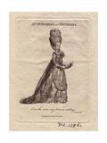 Mrs Fredericka Weichsel at Vauxhall Gardens
