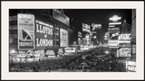 Crowds in Times Square on New Year's Eve  1936