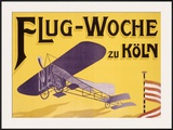 Flug Woche Monoplane Aviation