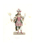 Louis XIV  the Sun King  in Ballet Costume  17th Century