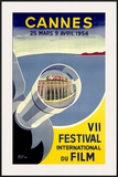 Cannes  VII Festival International du Film  1954