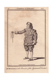 Mr John Dunstall As the Syracusan Dromio in the Comedy of Errors