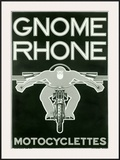 Gnome Rohne Motorcycle