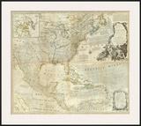 Composite: North America  c1776