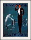 Champagne Vve A Devaux