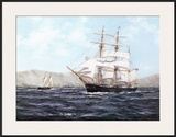 The Barque Annie Johnson