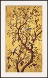 Plum Tree Panel I