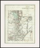 Territory of Utah  c1879