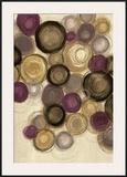 Purple Whimsy I