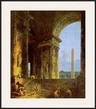 The Obelisk  1787