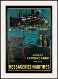 Messageries Maritime  Visitez l'Extreme-Orient