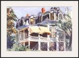 The Mansard Roof  c1923