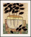 Leaf Vase I