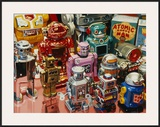 Atomic Robot Men