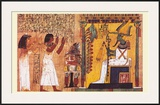 Egyptian Art - Osiride