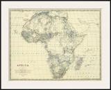Africa  c1861