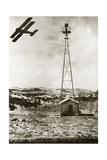 World's Highest Beacon Light  1920s
