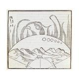 Comet Theories  16th Century