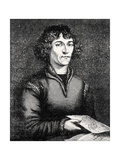 Engraving of Nicolas Copernicus  Polish Astronomer