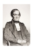 1850 Richard Owen Portrait Paleontologist