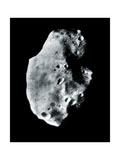 Phobos  Martian Moon  Satellite Image