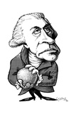William Herschel  Caricature