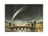 Donati's Comet of 1858  Artwork