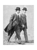 The Wright Brothers  US Aviation Pioneers