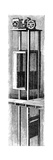 Electric Elevator  19th Century