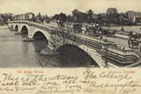 The Bridge  Putney  London