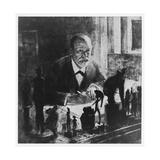 Sigmund Freud  Austrian Psychologist