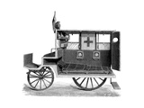 City Ambulance  19th Century