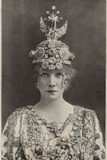 Madame Sarah Bernhardt as Theodora