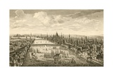 London And the Thames  18th Century