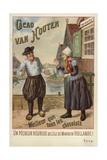 Van Houton Chocolate - Dutch Couple