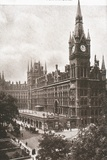 Midland Grand Hotel in St Pancras