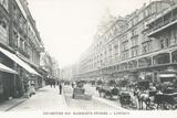 Harrods Store on Brompton Road