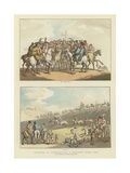 Humours of Horse-Racing a Hundred Years Ago