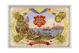 Cuban Cigar Box Label
