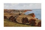 Teignmouth  from Torquay Road