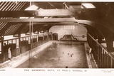 The Swimming Bath of St Paul's School