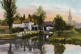 Pull's Ferry  Norwich