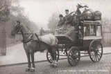 London and North Western Railway Single Horse Family Omnibus